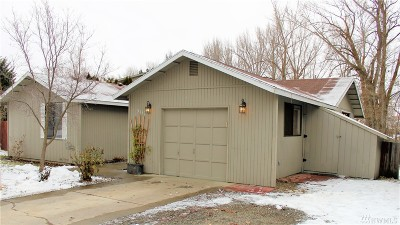 Chelan County Single Family Home For Sale: 3112 Bermuda St