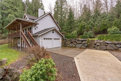 Bellingham Single Family Home For Sale: 375 W Lake Samish Dr