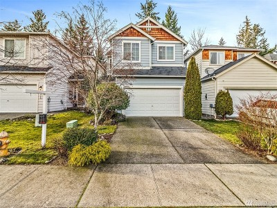 Puyallup Single Family Home For Sale: 18920 96th Av Ct E
