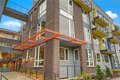 Condo/Townhouse Sold: 121 12th Ave E #105