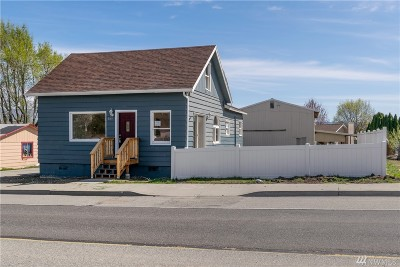 Wenatchee Single Family Home For Sale: 303 S Western Ave