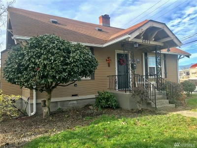 Tacoma Single Family Home For Sale: 5602 S J St