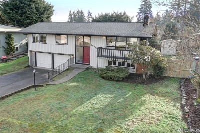 Lakewood Single Family Home For Sale: 6626 80th St SW