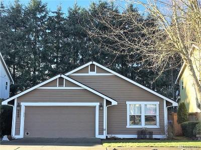 Thurston County Single Family Home For Sale: 4223 Seville Dr SE