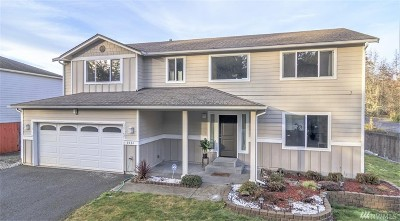 Bremerton Single Family Home For Sale: 9234 Nels Nelson Rd NW