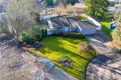 Woodinville Single Family Home For Sale: 12601 NE 156th Place