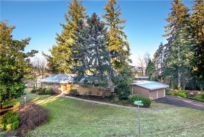 Bellevue WA Single Family Home For Sale: $1,580,000
