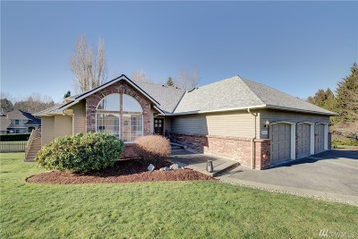 Snohomish Single Family Home For Sale: 5806 North Ridge Dr