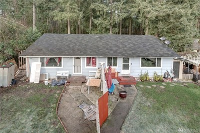 Puyallup Multi Family Home For Sale: 8244 59th Ave E