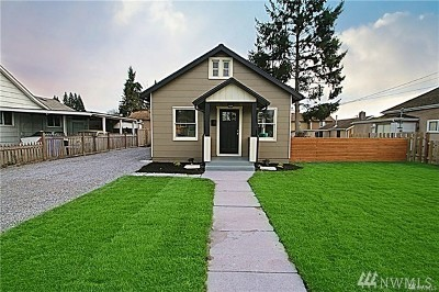 Pierce County Single Family Home For Sale: 302 4th Ave NE