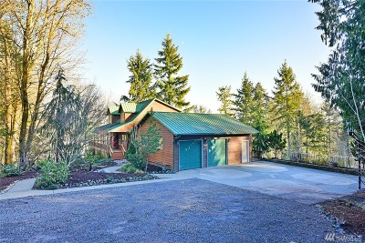Poulsbo Single Family Home Pending BU Requested: 13151 Sunday Valley Lane NE