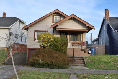 Tacoma Single Family Home For Sale: 1305 S Ainsworth Ave