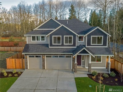 Puyallup Single Family Home For Sale: 15020 116th Av Ct E