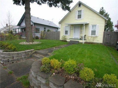 Tacoma Rental For Rent: 5010 S Fife St