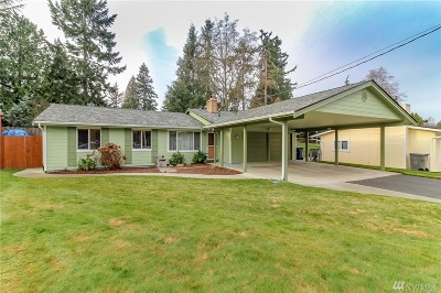 Federal Way Single Family Home For Sale: 29633 21st Ave S