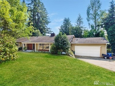 Issaquah Single Family Home For Sale: 20045 SE 127th St