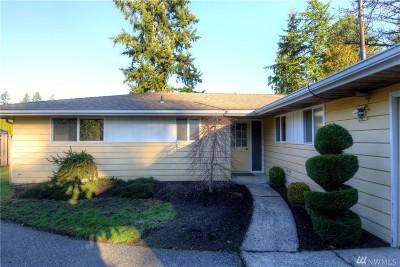 Everett Single Family Home For Sale: 2917 90th St SE