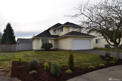 Lacey Single Family Home For Sale: 6119 60th Ct SE