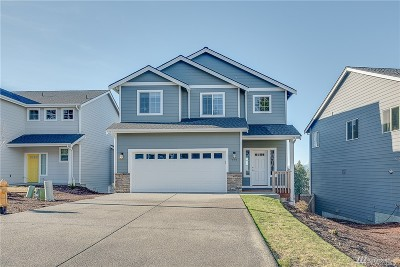 Port Orchard Single Family Home For Sale: 772 Freedom Ct SE