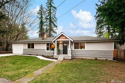 Renton Single Family Home For Sale: 2905 NE 21st St