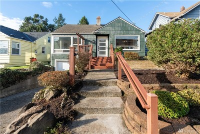 Seattle Single Family Home For Sale: 7517 14th Ave NW