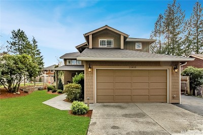 Maple Valley Single Family Home For Sale: 21853 SE 266th St
