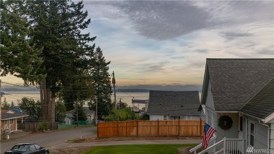 Port Orchard Single Family Home For Sale: 7312 E Maple St