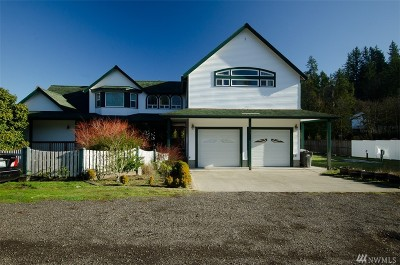 Bremerton Single Family Home For Sale: 2797 Erlands Point Rd NW