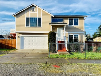 Tacoma Single Family Home For Sale: 1124 E 34th St