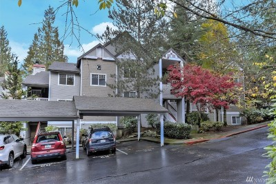 Issaquah Condo/Townhouse For Sale: 18501 SE Newport Wy #G133