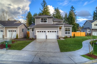 Spanaway Single Family Home For Sale: 20113 61st Av Ct E