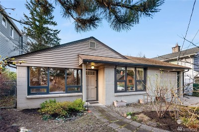Seattle Single Family Home For Sale: 9117 25th Ave NE
