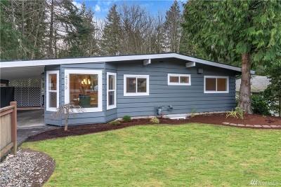 Bellevue WA Single Family Home For Sale: $849,888
