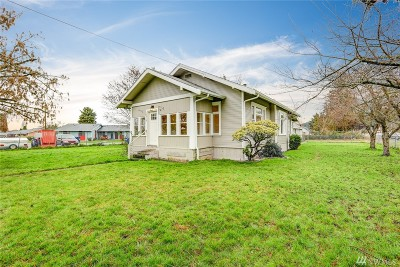 Sumner Single Family Home For Sale: 15919 64th St E