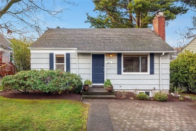 Seattle Single Family Home For Sale: 3417 31st Ave W