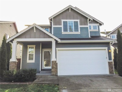 Puyallup Single Family Home For Sale: 7916 164th St E
