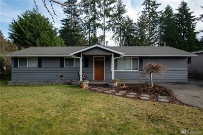 Lake Stevens Single Family Home For Sale: 3507 99th Dr SE