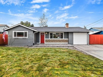 Renton Single Family Home For Sale: 10227 126th Ave SE