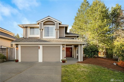 Issaquah Single Family Home For Sale: 3517 252nd Place SE