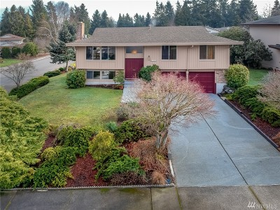 Federal Way Single Family Home For Sale: 31402 40th Ave SW