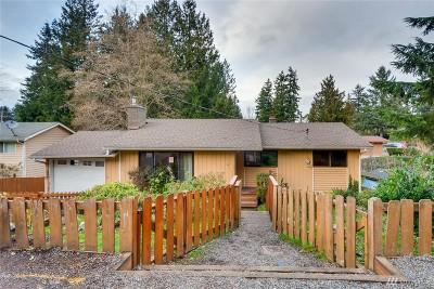 Seattle Single Family Home For Sale: 114 SW 102nd St