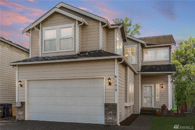 Lynnwood Single Family Home For Sale: 17818 22nd Place W