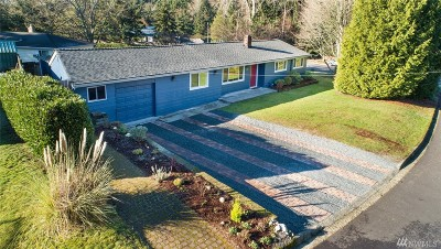 Bellevue Single Family Home For Sale: 3837 136th Ave SE