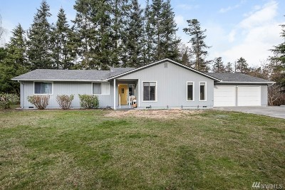 Single Family Home For Sale: 2068 Barque Rd
