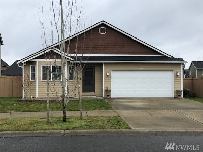 Yelm Single Family Home For Sale: 10015 SE Dotson St