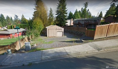 Bothell Residential Lots & Land For Sale: 22016 3rd Place W #Lot 2