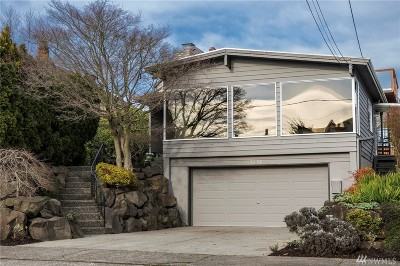 Seattle Single Family Home For Sale: 2636 W Newton St