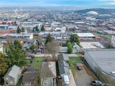 Tacoma Single Family Home For Sale: 2325 S G St