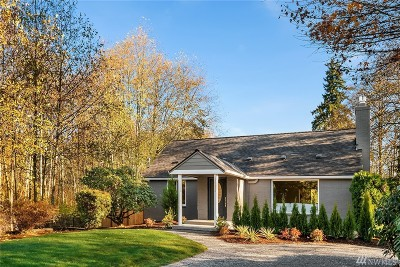 Lynnwood Single Family Home For Sale: 15115 Manor Wy