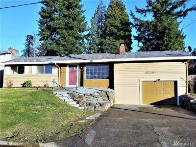 Kent Single Family Home For Sale: 23108 110th Ave SE